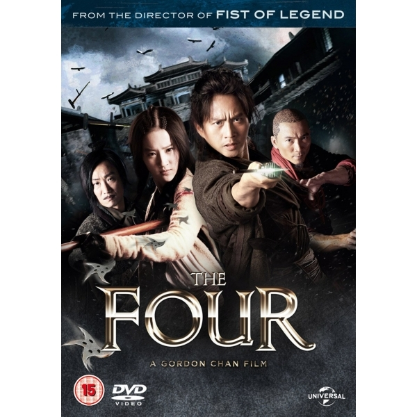 The Four DVD