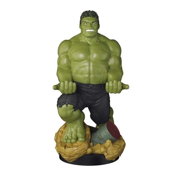 Incredible Hulk (Marvel Avengers) XL Controller / Phone Holder Cable Guy