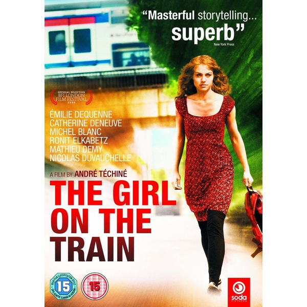 Girl On The Train DVD (2010)