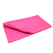 Quick Drying Microfiber Towel. Lightweight Home & Gym M&W Pink Medium (80x130cm)