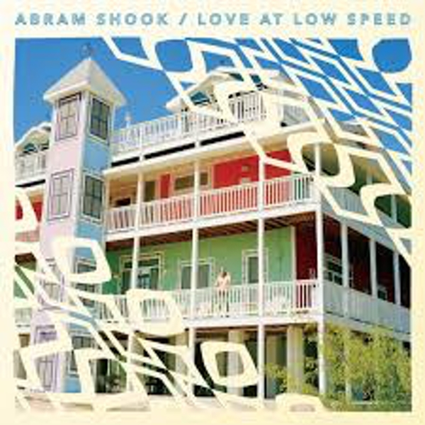 Abram Shook ‎– Love At Low Speed Blue Vinyl