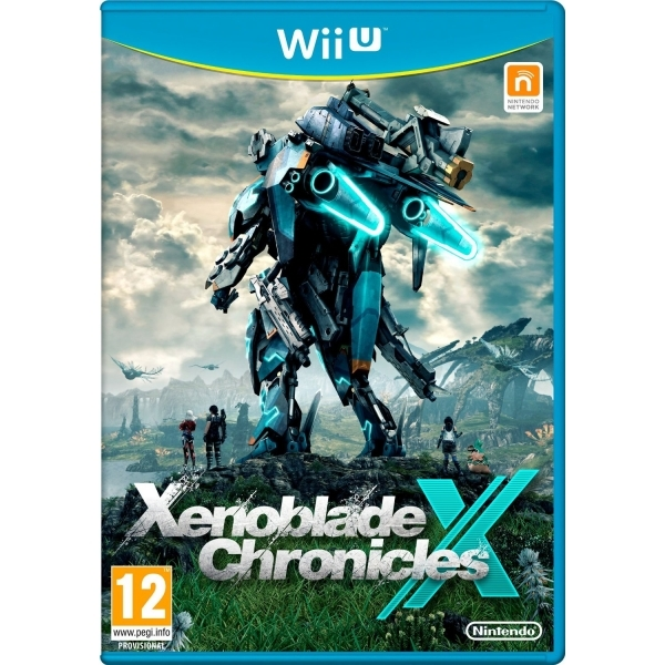 Xenoblade Chronicles X Wii U Game - Image 1