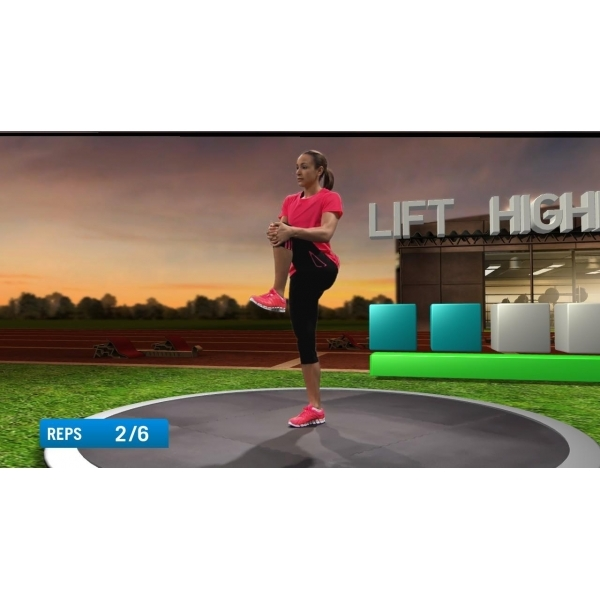 PlayStation Move Adidas miCoach Game PS3 - Image 4