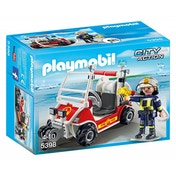 Playmobil City Action Fire Quad