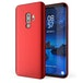 Samsung Galaxy S9 Plus Ultra Thin Hybrid Case - Red - Image 2