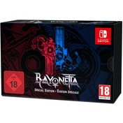 Bayonetta 2 Special Edition Nintendo Switch Game (Includes Bayonetta Download Code)