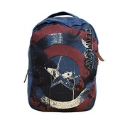 Marvel Legend Captain America Canvas Back Pack