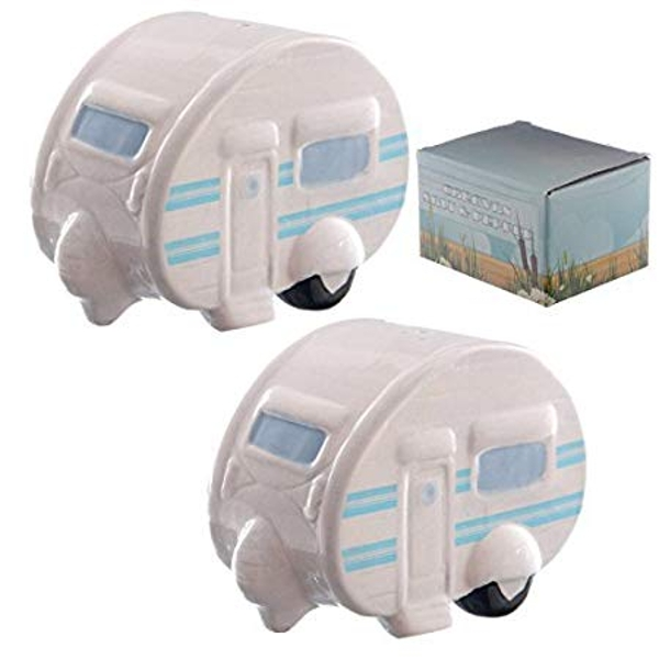 Caravan Salt and Pepper Set