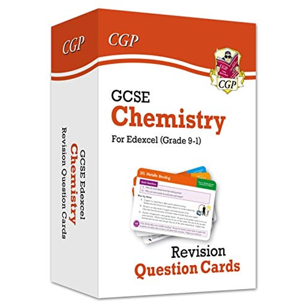 New 9-1 GCSE Chemistry Edexcel Revision Question Cards  Mixed media product 2019