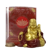 Buddha of Good Luck Figure