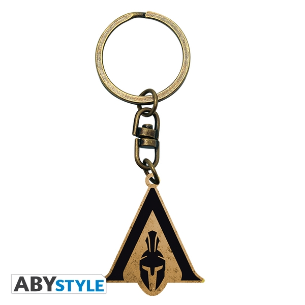 Assassin's Creed - Crest Odyssey Metal Keyring