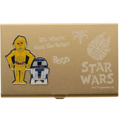 Star Wars Business Card Holder C-3PO & R2-D2