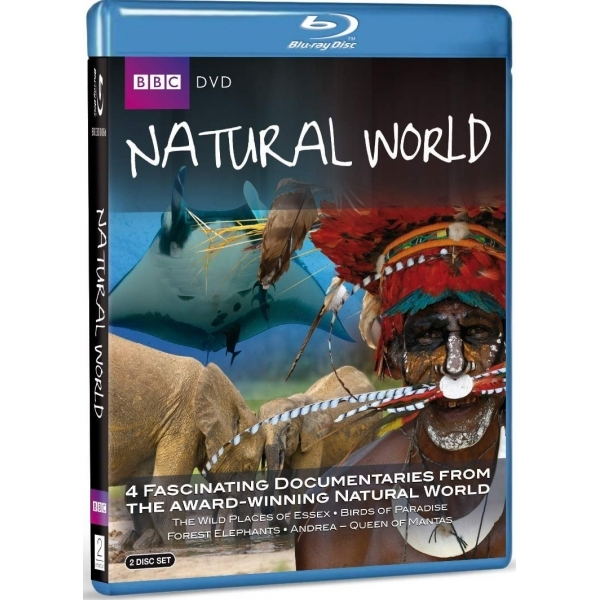 Natural World Collection 2010 Blu Ray