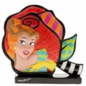 Belle Rose (Beauty & The Beast) Disney Britto Icon