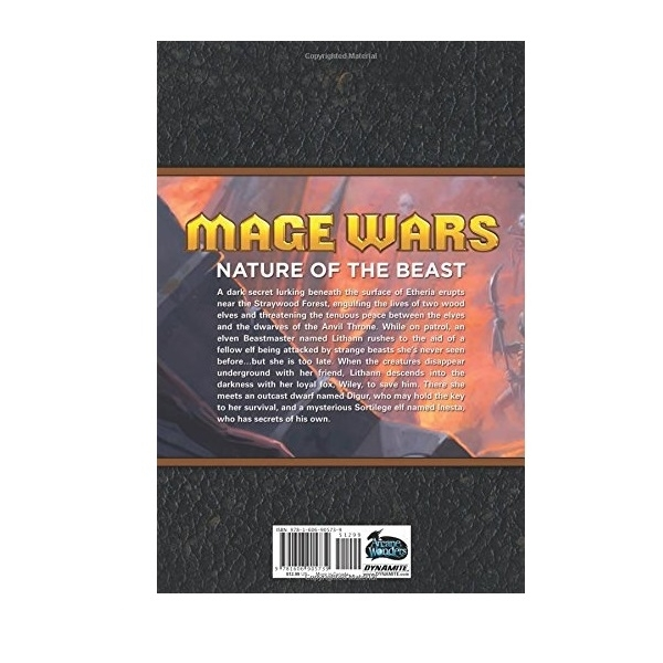 Mage Wars Nature of the Beast Paperback - Image 2
