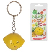 Lemon Fruity Keyring