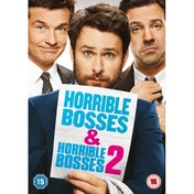 Horrible Bosses 1 & 2 DVD