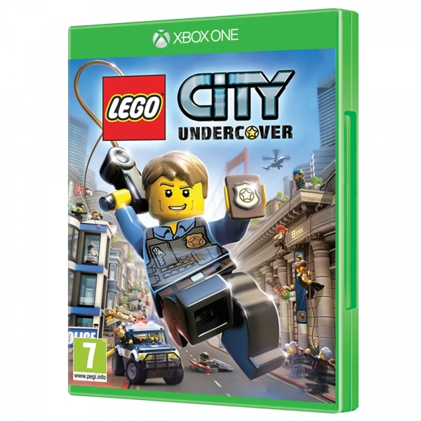 Lego City Undercover Xbox One Game