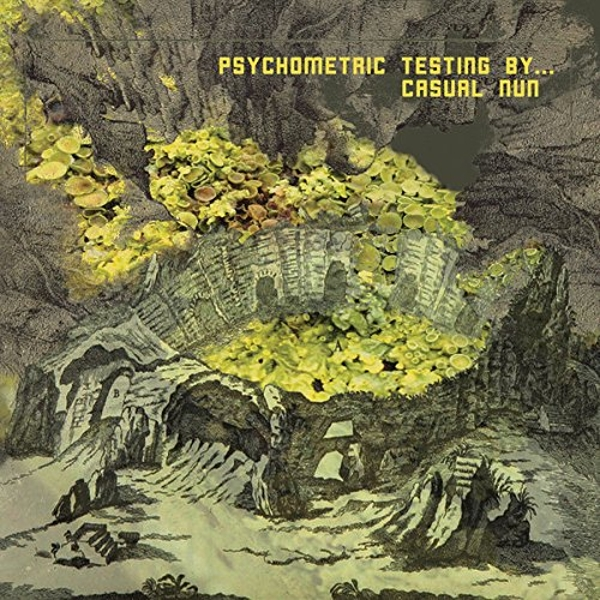 Casual Nun - Psychometric Testing By Vinyl