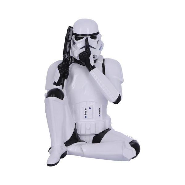 Speak No Evil Stormtrooper Figure