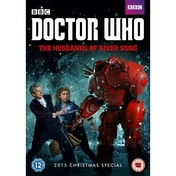 Doctor Who The Husbands Of The River Song DVD