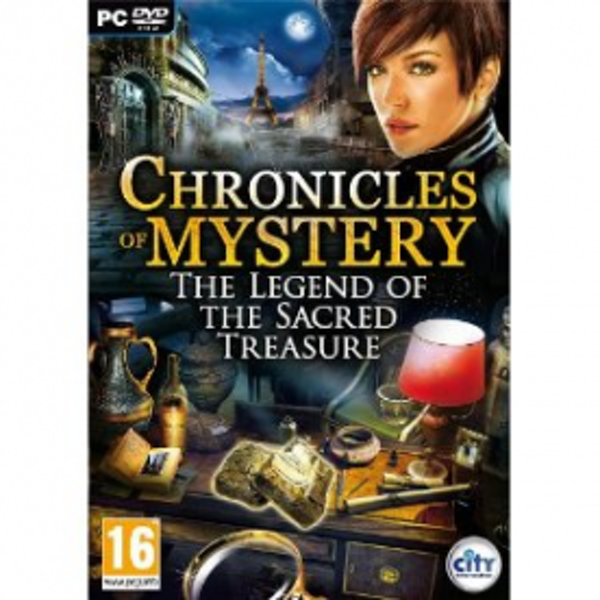 Chronicles of Mystery The Legend of the Sacred Treasure Game PC