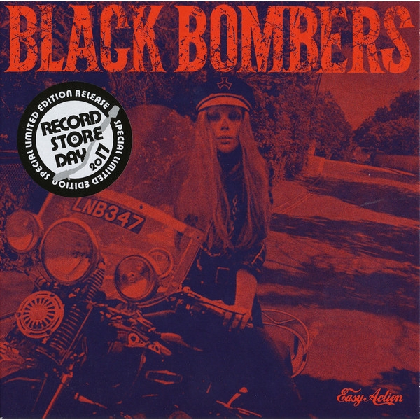 Black Bombers ‎- Rush / Raw Ramp Vinyl