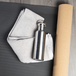Stainless Steel Water Bottle - 1L   M&W - Image 8