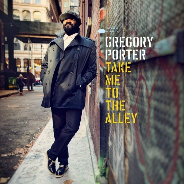 Gregory Porter - Take me to the Alley CD