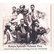 Various Artists - Kenya Special: Volume Two Vinyl