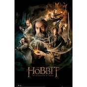 The Hobbit Desolation of Smaug One Sheet Maxi Poster
