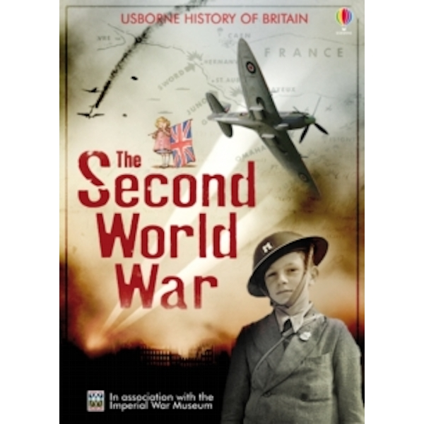 The Second World War by Usborne Publishing Ltd (Paperback, 2013)