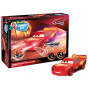 Lightning McQueen Crazy 8 Race Revell Junior Kit