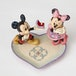 A Magical Moment (Mickey Proposing to Minnie Mouse Figurine) Disney Traditions Figurine - Image 3
