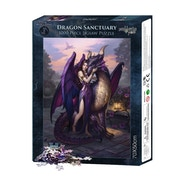 Dragon Sanctuary Jigsaw 1000pcs