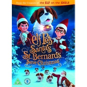 Elf Pets: Santas St Bernards Save Christmas DVD