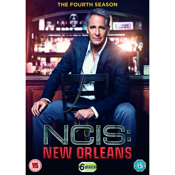 NCIS: New Orleans - Season 4 DVD