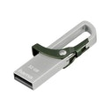 "Hama ""Hook-Style"" FlashPen, USB 2.0, 32 GB, 15 MB/s, green"