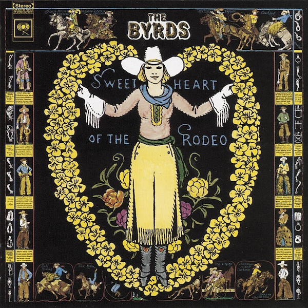 The Byrds – Sweetheart Of The Rodeo Vinyl