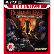 Resident Evil Operation Raccoon City Game (Essentials) PS3