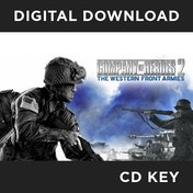 Company of Heroes 2 The Western Front Armies PC CD Key Download for Steam