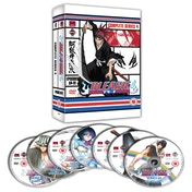 Bleach Complete Series 4 Box Set DVD