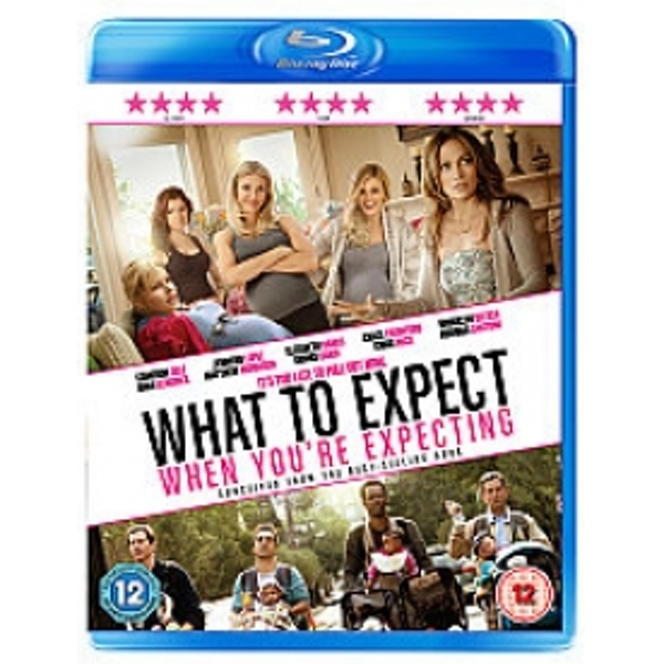 What To Expect When You're Expecting Blu-ray