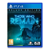Those Who Remain Deluxe Edition PS4 Game