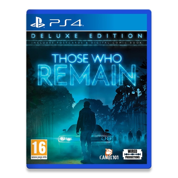 Those Who Remain Deluxe Edition PS4 Game - Image 1