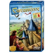 Carcassonne Revised Edition Board Game