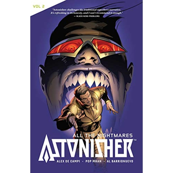 Astonisher Vol. 2