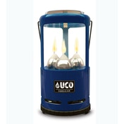 UCO 9 Hour 3 Candle canlelier Lantern - Blue