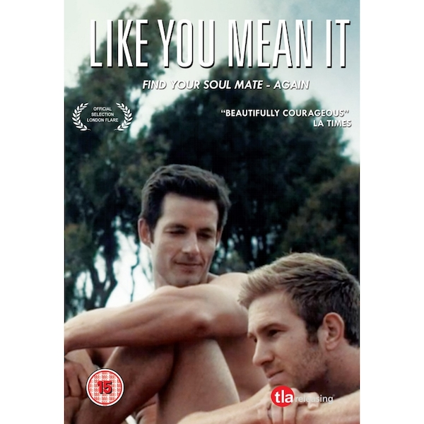 Like You Mean It DVD