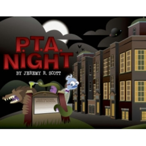 P.T.A. Night Hardcover